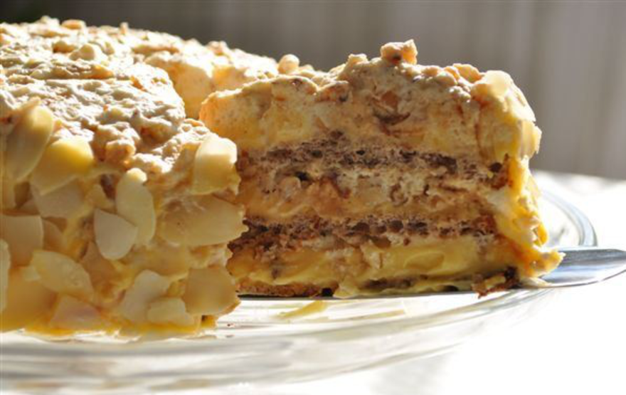 Торт красный бархат рецепт классический с фото